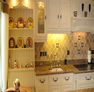 walnut kitchen design leeds